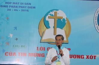 Họp mặt Di dân Phát Diệm lần thứ 9, 30-4-2016