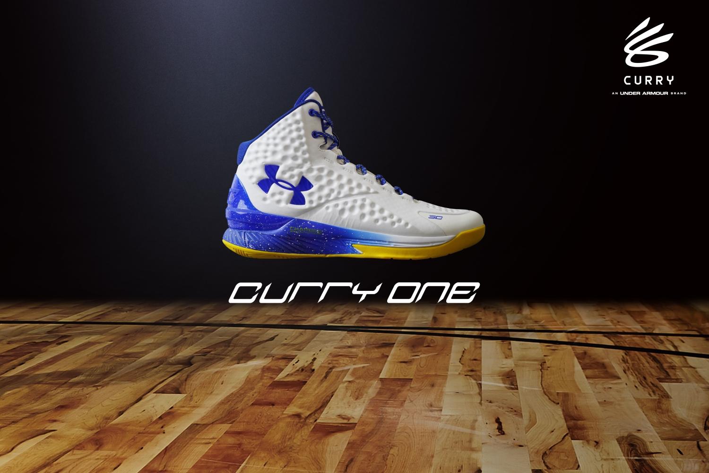 UNDER ARMOUR ปล่อย CURRY ONE DUB NATION รองเท้าบาสเก็ตบอลรุ่นพิเศษให้เหล่าสาวก Stephen Curry ชาวไทยเป็นเจ้าของกันได้แล้ววันนี้