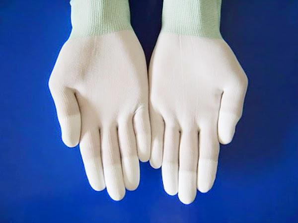 Gang tay chống tĩnh điện phủ ngón - 070101006