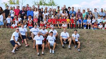 Inaugurata la stagione 2015-2016 della Scuola Calcio. Nuova avventura per giovani entusiasmi.