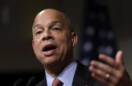 DHS Secretary repeats eight times new gun control powers