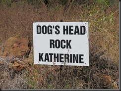 170605 042 Katherine Dogs Head Rock
