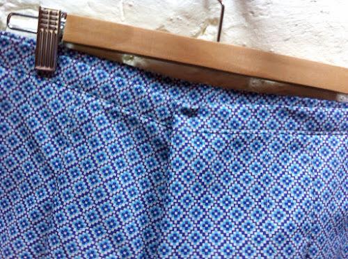 Jupe culotte muscade