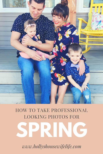 family photo shoots, 5 easy steps to professional photos