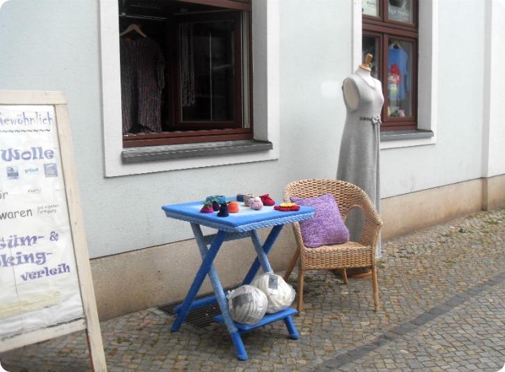 Frau Wolle - Potsdam