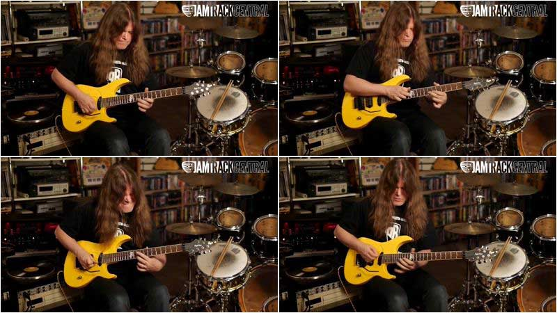 Mattias Eklundh - Freak Guitar Volume 1, 2, 3 & Fundamentals