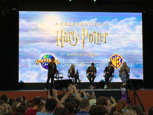 2016 Celebration of Harry Potter schedule