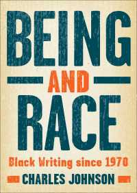 Being and Race By Charles Johnson
