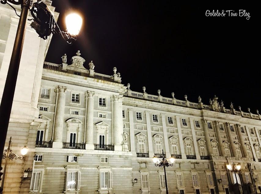 Leyendas del Palacio Real de Madrid