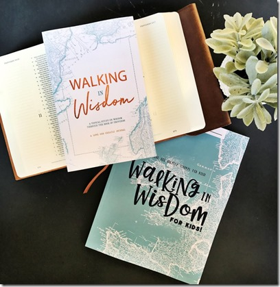 Walking in Wisdom books