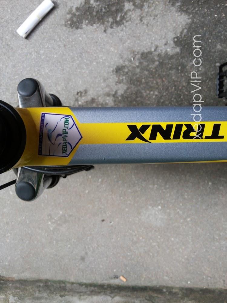 xe dap the thao xe dap dia hinh xe đạp thể thao xe đạp địa hình trinx m136