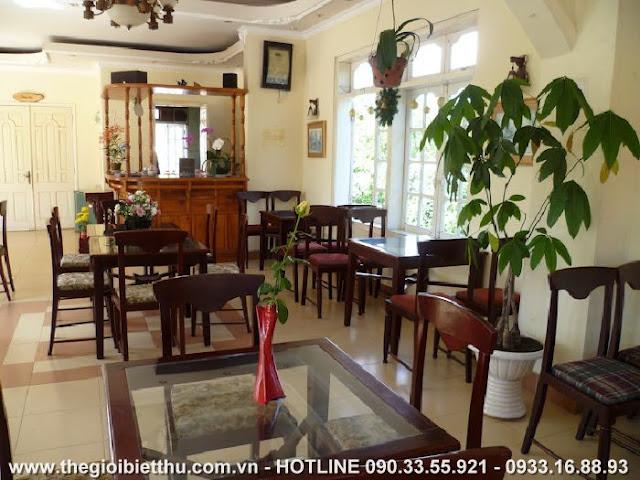 Bán Biệt thự kiểu Pháp đường Nguyễn Du, Đà Lạt   BT61
