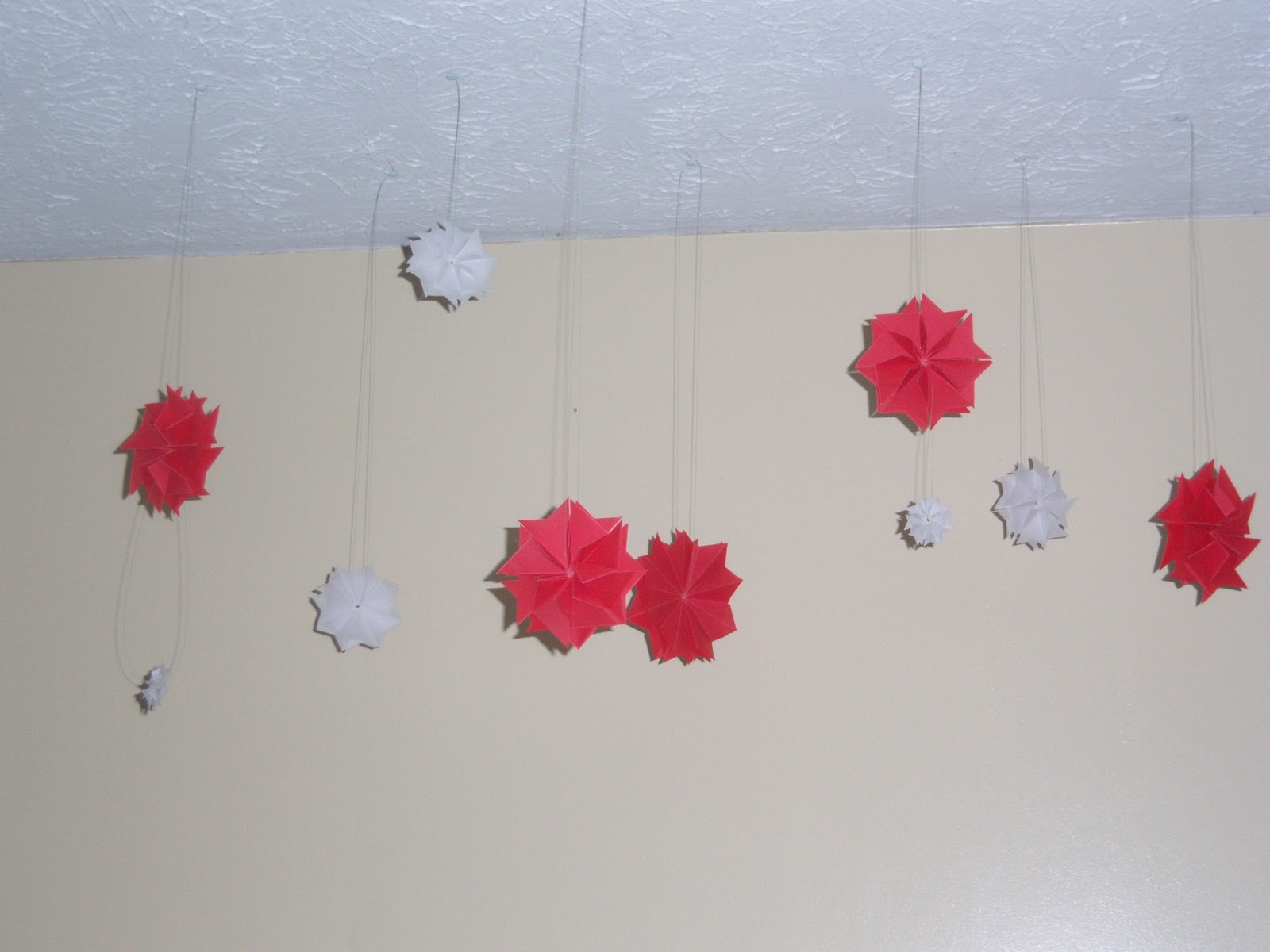 Vanhook co vellum paper flowers i posted my inspiration photos for my kids room here and i mentioned some vellum flowers i made they are mightylinksfo