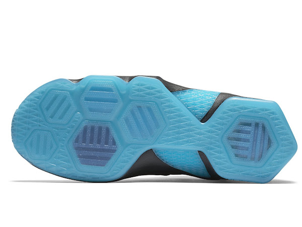 Nike Adds Summit Lake Hornets Look to LeBron 13 For Kids