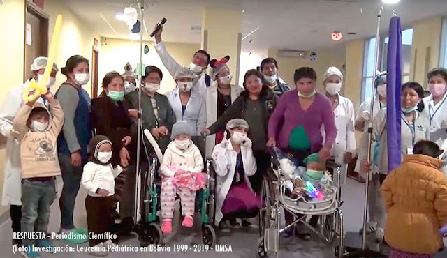 pacientes leucemia bolivia umsa