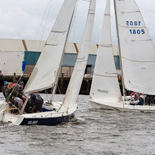 Match Racing Cork City 2014