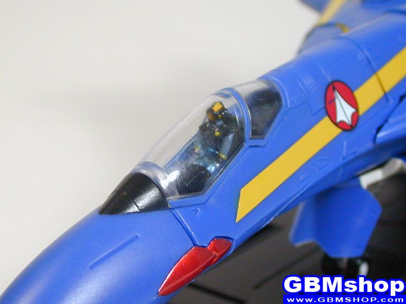 Macross 7 VF-19S Excalibur Blazer Valkyrie Fighter Mode