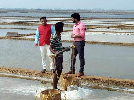 Critical Retrospection of the Andhra Pradesh's Salt Policy is the