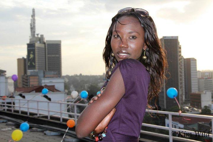 sharon olago mina actriz africana shuga serie televisión africa