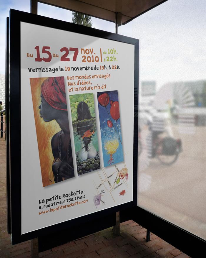 sublimer les affichages urbains // vidéo web pao 3d illustration // paris +33 06 8528 9977