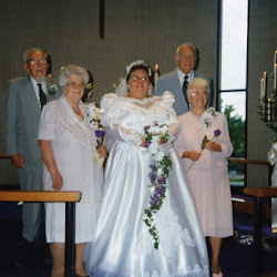 1994 Anna Waltz Creasy Wedding