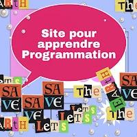 Apprendre la programmation avec le meilleur site pour apprendre la programmation dans le monde
