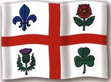 J/22 Montreal Canada fleet sailing flag