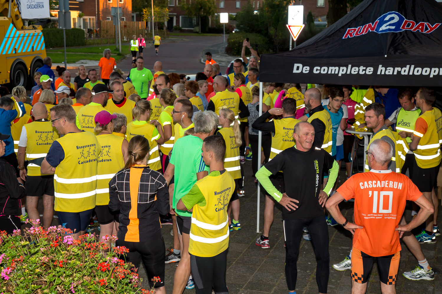 Testrun by Night 30 september 2015