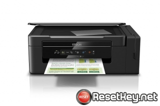 Reset Epson L396 ink pads are at the end of their service life