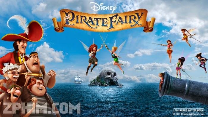 Ảnh trong phim Nàng Tiên Hải Tặc - The Pirate Fairy 1