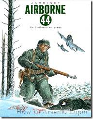 Actualización 27/11/2018: Resucitando desde las cenizas a Airborne 44: la serie que se niega a terminar. Se agrega los numeros 5 y 6 gracias a Amigo de curt de La Mansion del CRG.