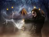 Silent Demoness Of Darkness