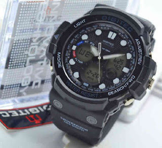 jam Digitec 2092 warna black