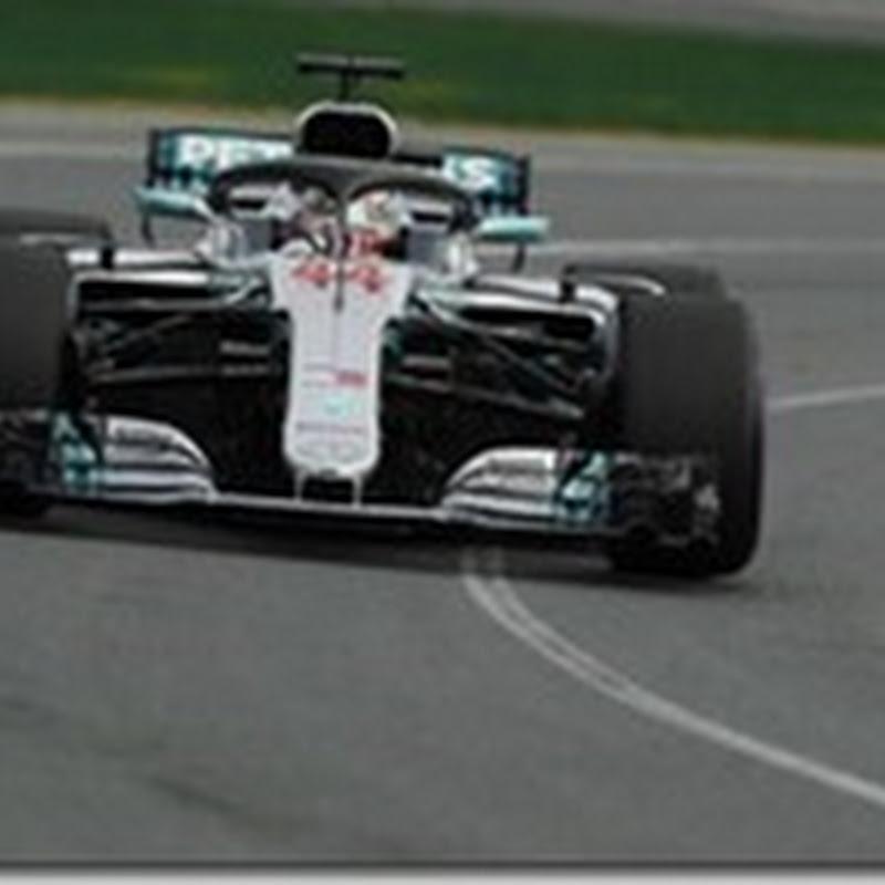 GP d'Australia: Hamilton conquista la prima pole del 2018