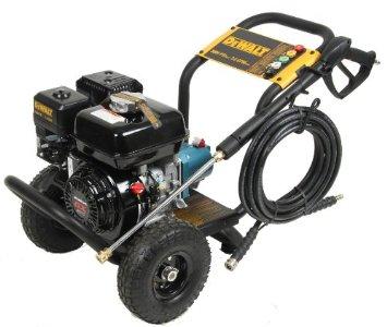 DEWALT DH3028 3,000 PSI Honda GX200 Gas Powered Heavy Duty Pressure Washer  (CARB Compliant)
