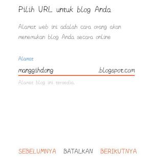Cara Membuat Blog Terbaru 2020