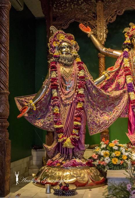 ISKCON Mayapur Deity Darshan 01 Mar 2016 (17)