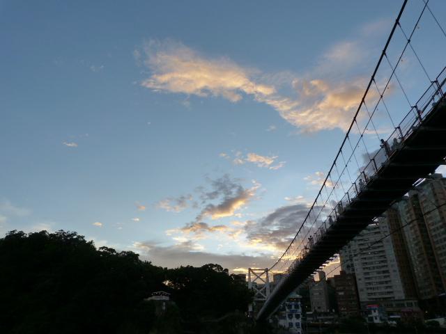 TAIWAN .TAIPEI.Ankeng puis Taipei SIJHIHLe typhon est la, je ne vais donc pas trop loin - P1080976.JPG