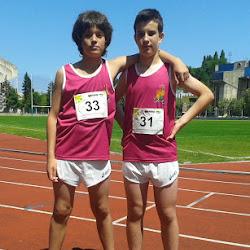 Euskadiko atletismo txapelketa 2015