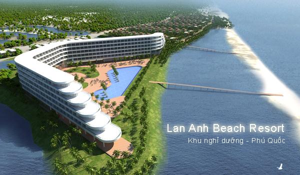 Lan Anh Beach Resort – Biệt thự nghỉ dưỡng Lan Anh Beach Resort, Phú Quốc