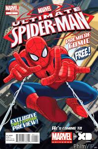 Người Nhện 1 - Ultimate Spider-man Season 1 poster