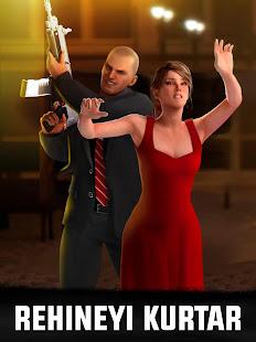 Sniper 3D Assassin®: Ücretsiz Silah Oyunları Savaş hileli apk