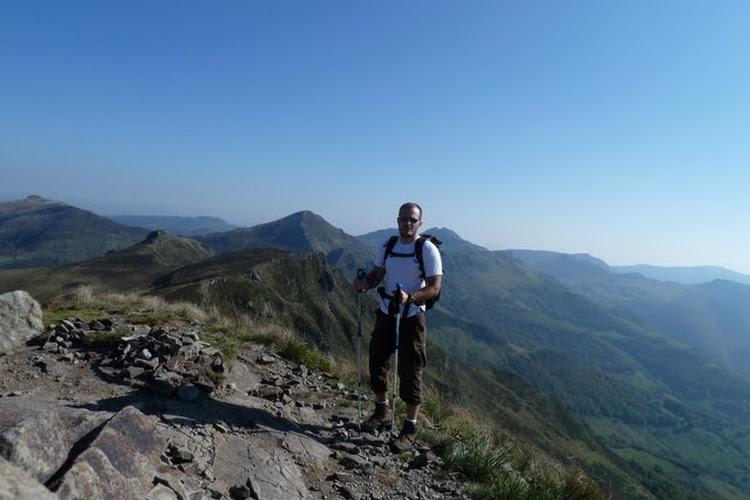 Le Puy Chavaroche à pied
