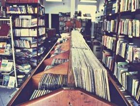 Os sebos se tornaram museus da produção musical em vinil