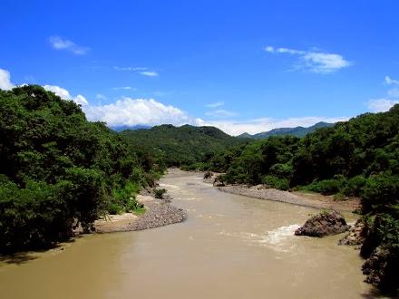 Río Sumpul, El Salvador