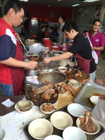盛發(橋底)肉骨茶餐室 (Restoran Seng Huat Bak Kut Teh)