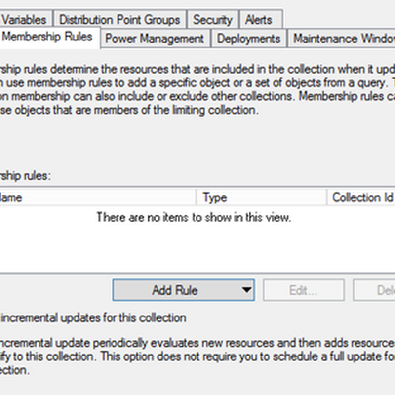 SCCM 2012 / 2016 SCCM Collection Query based on multiple IP Subnets