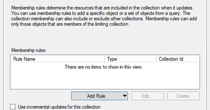 SCCM 2012 / 2016 SCCM Collection Query based on multiple IP