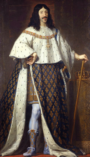 Philippe de Champaigne - Louis XIII (father of Louis XIV, roi de France)