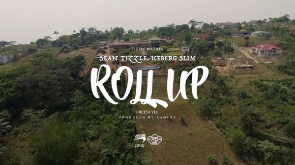 [Video] Sean Tizzle – Roll Up Ft. Iceberg Slim